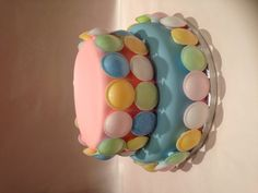 Flying saucer retro cake for summer fair:)
