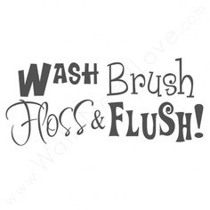 Wash  Brush  Floss  and Flush i may get this for my bathroom bathroom rules grey and teal JPG  1237 1600    Printables  . Bathroom Boy Sign. Home Design Ideas