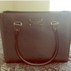 Metallic Kate Spade Bag My 1st bag .... Looovvveeeed it. kate spade Bags