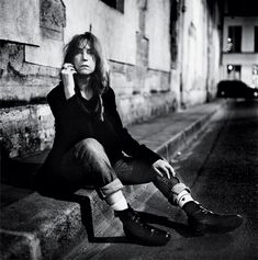 Patti Smith . Anton Corbijn photographer