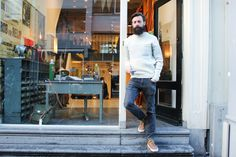 Six and Sons - A Mini Department Store For Men http://www.sprhuman.com/2014/01/six-and-sons-a-mini-department-store-for-men/