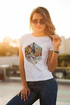 Paul Cezanne T-Shirt Women Tshirt Women T Shirt