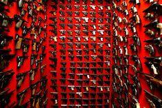 A Spy's closet.......