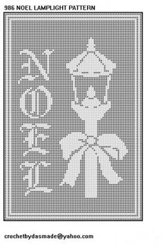 800 Hearts Lacets Tablerunner Mat Filet Crochet Pattern