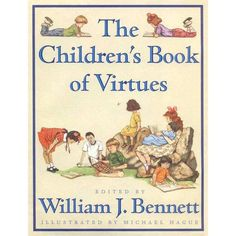The Children's Book of Virtues Hardcover