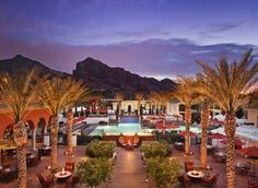 One of our dream spas: The Montelucia Resort and Spa in Scottsdale, Arizona.