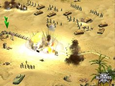 In the American/English Campaign take your forces into El Alamein, or Normandy. Real Time Strategy, Strategy Games, American English, Normandy, Campaign, Awesome, Movie Posters, Art, Normandie