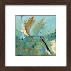 Early Dawn Comes Waking I Framed Wall Art
