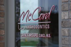 Couldn't have a better Orthodontist!  Dr. Layne McCord