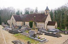 Charmes méconnus  du Hurepoix .: Découverte de l'église Saint-Ferreol à Saint-Forge...
