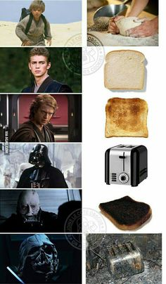 If Anakin was bread