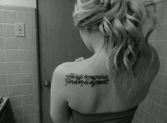 Always on my mind Forever in my heart...a good memorial tat..?
