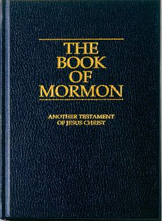 The Book of Mormon: Another Testament of Jesus Christ and the most life changing book I have ever read.  It makes me a better person every day I read it.
