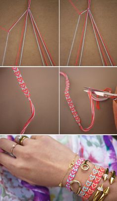 Heart Friendship Bracelet