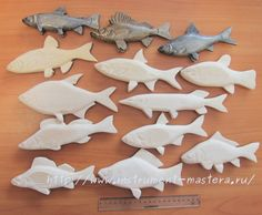 Fish Wood Carving, Bone Carving, Woodworking Projects Diy, Wood Projects, Wooden Crafts, Wooden Toys, Fish Crafts, Whittling, Fish Art