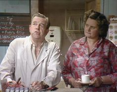 Sid and Ivy British Sitcoms, British Comedy, British Actors, Comedy Actors, Comedy Show, Last Of Summer Wine, Last Tango In Halifax, English Comedy, James Herriot