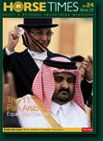 HORSE TIMES ISSUE 24 Issued winter 2007, we celebrate a decade of achievements with changing the Horse Times look as well as presenting extraordinary images with an exclusive coverage on the Pan Arab Equestrian Games that took place in Cairo – Egypt, November 2007.