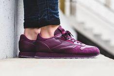 "http://SneakersCartel.com Reebok Classic Leather ""Maroon"" #sneakers #shoes #kicks #jordan #lebron #nba #nike #adidas #reebok #airjordan #sneakerhead #fashion #sneakerscartel"