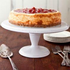 Chukar Cherry Cheesecake