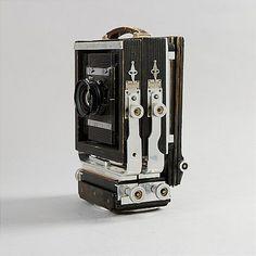 Storformatskamera Szabad Large Format, Stockholm, Sweden, Cameras, How To Make, Photography, Home Decor, Lens, Photograph