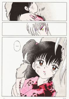 Rin + Sesshomaru @colorfullykalene