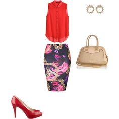 """""""O"""" by karo1990 on Polyvore"""