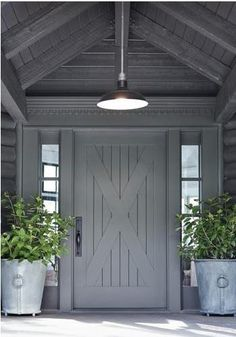 Fresh Farmhouse Front DoorsRustic