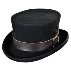 Conner's Time Travel Steampunk Top Hat is the perfect way to finish off your outfit. Description from villagehatshop.com. I searched for this on bing.com/images