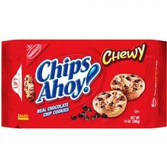 I'm learning all about Chewy Chips Ahoy   at @Influenster!