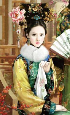 Xuyên việt Vũ Thị Ninh phi ( Khang Hi ) - Hoàn