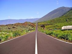 Road in El Hierro #awesome