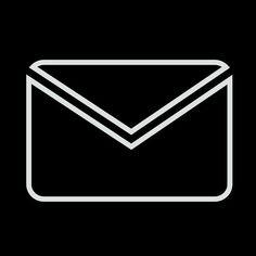 Ios 7 Design, Iphone App Design, App Icon Design, Icones Facebook, Icones Do Iphone, Whatsapp Logo, Snapchat Icon, Email Icon, Black App