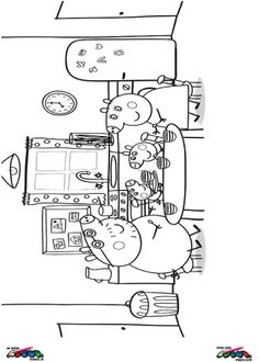 Dessin Peppa Pig 27 Coloring Pages Peppa Pig Coloring Pages