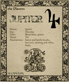 Book of Shadows Pages Free   Free Stuff: Book of Shadows Pages: Planets - Listia.com Auctions for ...