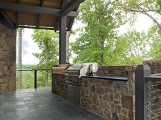 2 Augusta Links Trail - Johnston Design Group Mountain Park, Mountain Homes, National Park Lodges, National Parks, Energy Star Appliances, Modern Mountain Home, Solar Shades, Built In Grill, Blue Ridge Mountains