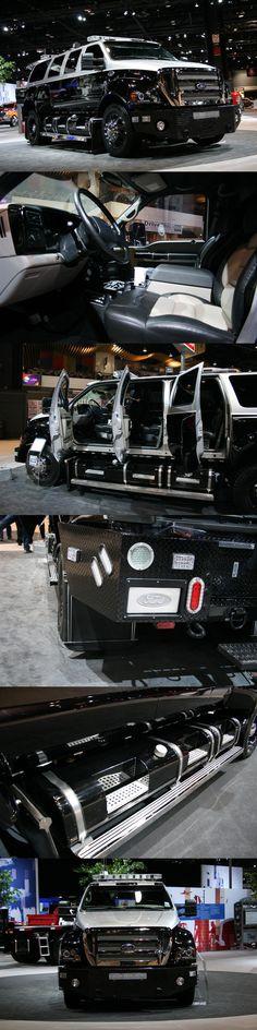 New Scope Ford F-650 XUV Cool Trucks, Big Trucks, Cool Cars, Dually Trucks, Diesel Trucks, Classic Bikes, Classic Cars, Ford F650, Custom Trucks