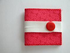 Libreta Pati #handmade #notebook