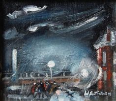 William Turner - A Great Night Out in Blackpool