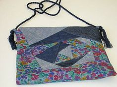 bolso by entretelasalmijara.blogspot.com, via Flickr