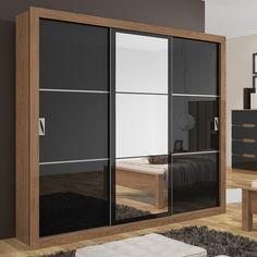 Bedroom Furniture Design, Beige Bedroom Decor, Bedroom Design, Home Room Design, Interior Design Dining Room, Bedroom Closet Design, Bedroom Door Design, Cupboard Design, Sliding Door Wardrobe Designs
