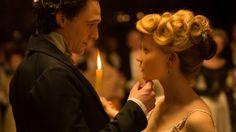 """Entrevista con Tom Hiddleston a """"Crimson Peak""""    película epd"""