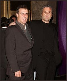 Vincent D' Onofrio and Chris Noth Kathryn Erbe, Chris Noth, Olivia Benson, Myrna Loy, Cary Grant, Law And Order, Good Wife, Dream Guy, Best Actor