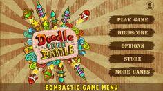 Doodle Tank Battle - https://itunes.apple.com/app/doodle-tank-battle/id650763419?ls=1=8