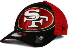 New Era San Francisco 49ers Logo Blimp 39THIRTY Cap