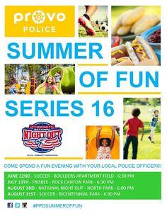 Summer of Fun Series 16