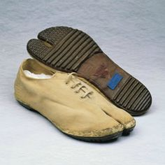 #OnitsukaTiger shoes from the 1940s