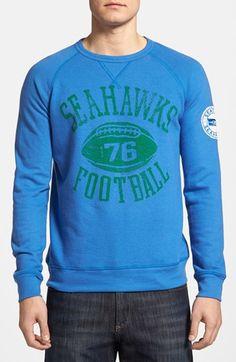 Junk Food 'Seattle Seahawks' Sweatshirt | Nordstrom