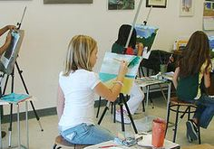 S.M.A.R.T. Camps #art #learning #summercamp
