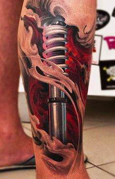 #tattoo by Denis Sivak