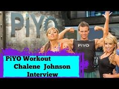 PIYO Workout Chalene Johnson Official Interview